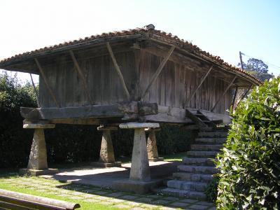 El origen del  horreo Asturiano 20090326010215-p1010132
